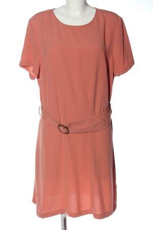 Primark Sukienka z krótkim rękawem brązowy W stylu casual