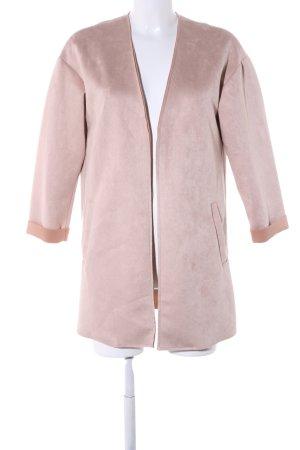 Primark Kurzmantel pink-nude Casual-Look