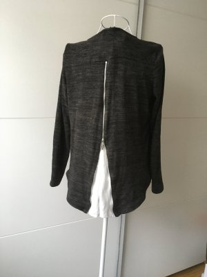 Primark Langarm Shirt schwarz m 38