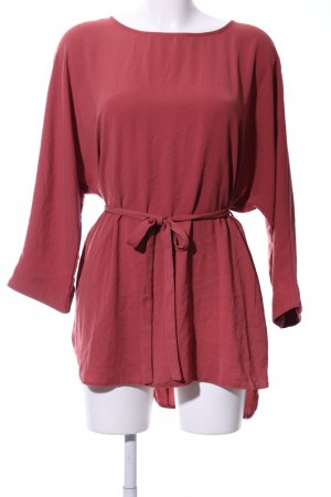 Primark Long-Bluse rostrot Casual-Look