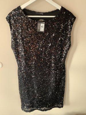 Primark Sequin Dress black