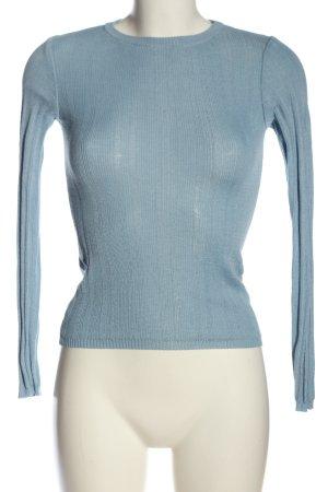 Primark Rundhalspullover blau Casual-Look