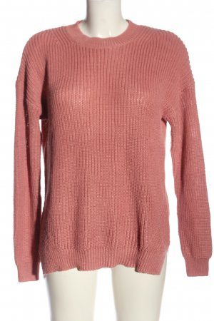 Primark Rundhalspullover pink Casual-Look