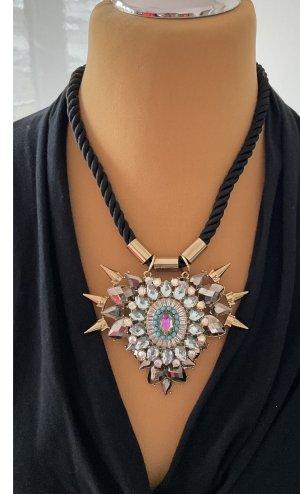 Primark Collar estilo collier multicolor metal