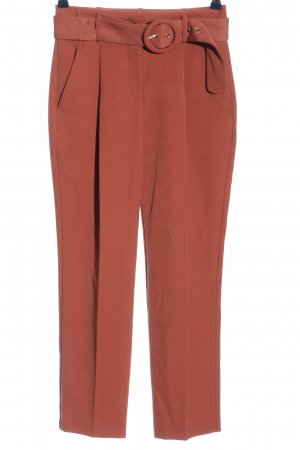 Primark Stoffhose rot Casual-Look