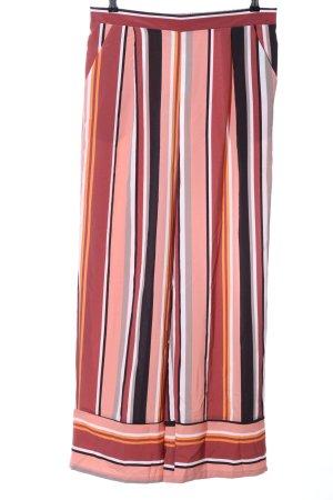 Primark Pantalone jersey motivo a righe stile casual