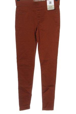 Primark Jeans elasticizzati marrone stile casual