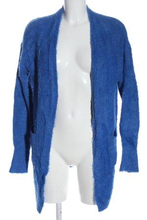 Primark Kardigana z dzianiny niebieski W stylu casual