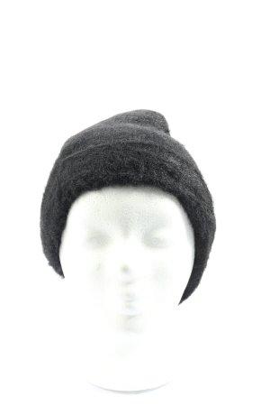 Primark Cappello a maglia nero stile casual