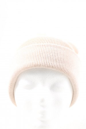 Primark Knitted Hat nude casual look