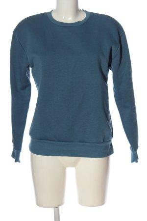 Primark Sweatshirt blau Casual-Look