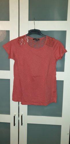 Primark T-shirt mit Spitze Gr. 36