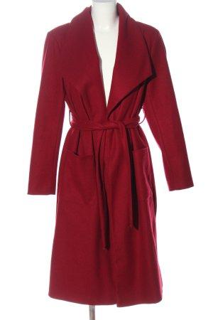 Primark Übergangsmantel rot Elegant