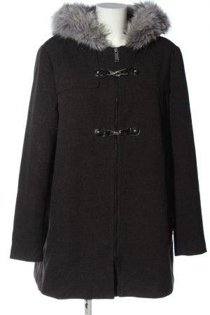 Primark Cappotto invernale grigio chiaro stile casual