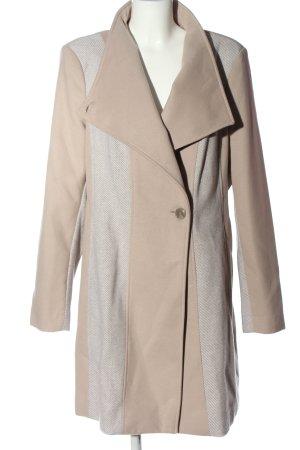 Primark Cappotto invernale rosa-grigio chiaro stile casual