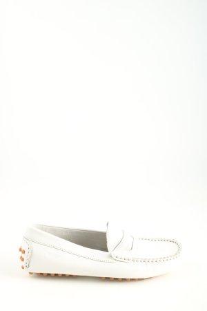 Primigi Mocassino bianco stile casual