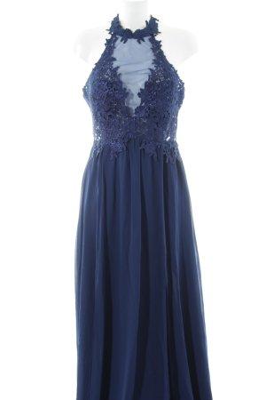 Princess Abendkleid dunkelblau Elegant