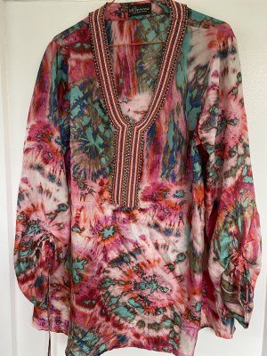 Princess goes Hollywood Tunique-blouse rose-vert