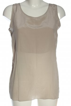 Princess goes Hollywood Sleeveless Blouse nude casual look