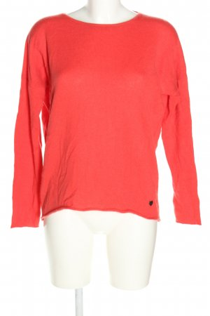 Princess goes Hollywood Cashmerepullover rot Casual-Look