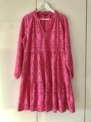 Princess goes Hollywood Mini Dress pink cotton