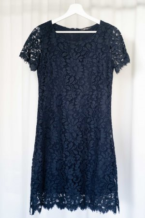 Princess goes Hollywood Abito in pizzo blu scuro Cotone