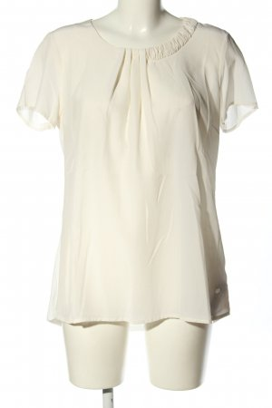 Princess goes Hollywood Kurzarm-Bluse creme Casual-Look