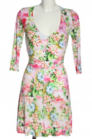 Princess goes Hollywood Longsleeve Dress allover print casual look