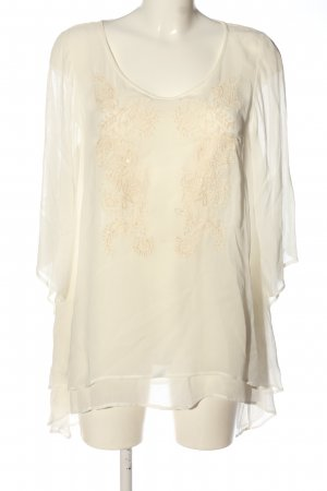 Princess goes Hollywood Long-Bluse creme Casual-Look
