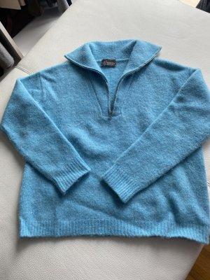 Princess goes Hollywood Maglione lavorato a maglia azzurro-turchese