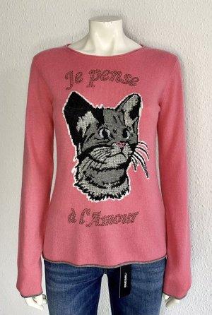 Princess goes Hollywood Crewneck Sweater pink