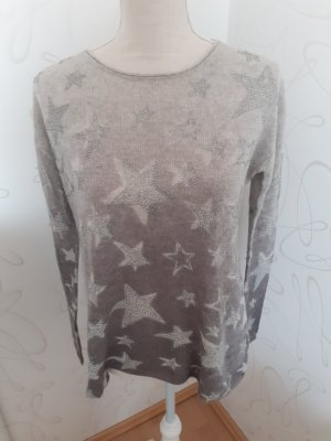 Princess goes Hollywood Pullover in cashmere marrone-grigio
