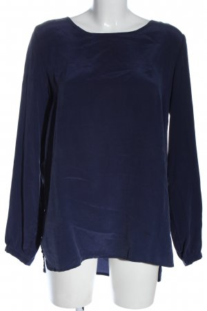 Princess goes Hollywood Slip-over Blouse blue casual look