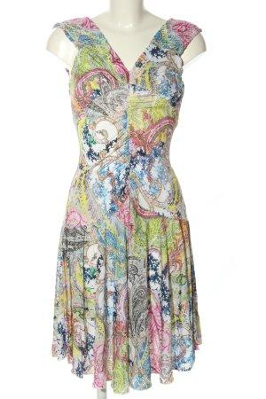 Princess goes Hollywood Sommerkleid abstraktes Muster Casual-Look