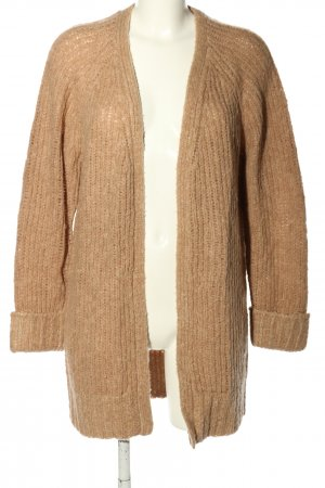 Princess goes Hollywood Cardigan in maglia color carne stile casual