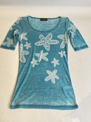 Princess goes Hollywood T-Shirt blaugröße 34