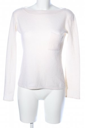 Princess goes Hollywood Wool Sweater white business style