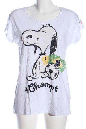 Princess Print-Shirt