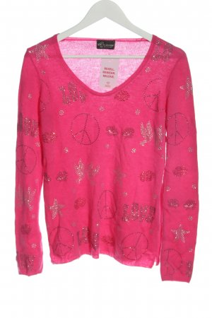 Princess Wollpullover pink Casual-Look