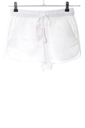 Princesse tam.tam High-Waist-Shorts weiß Casual-Look