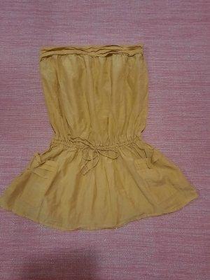 Princesse tam.tam Vestito da spiaggia oro-giallo