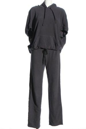 Princesse tam.tam Twin set in maglia grigio chiaro stile casual