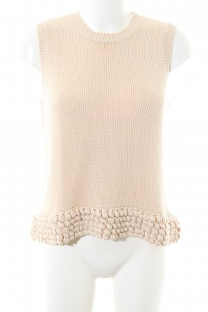 Pringle of Scotland Fine Knitted Cardigan nude casual look