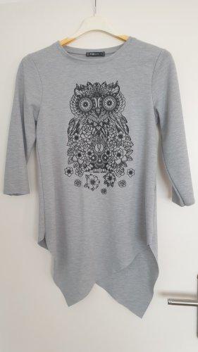 FB Sister Camiseta estampada negro-gris claro