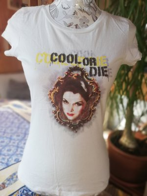 Print-Shirt T-Shirt mit Motivdruck