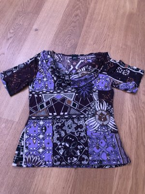 s.Oliver Waterval shirt bordeaux-paars