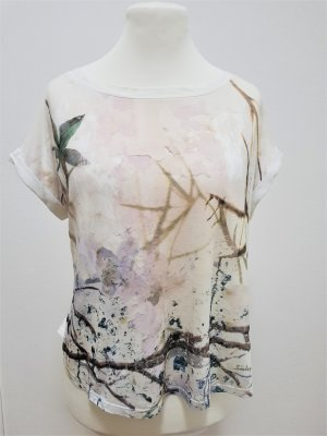 Print Shirt von Sisley