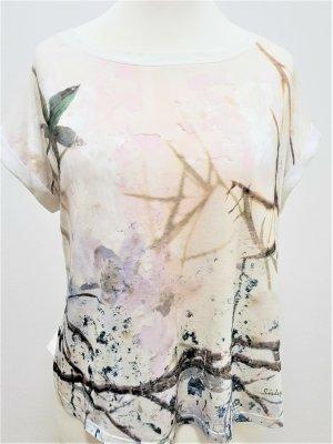 Sisley Camicia fantasia multicolore