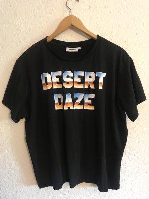 Printed T-shirt von Weekday