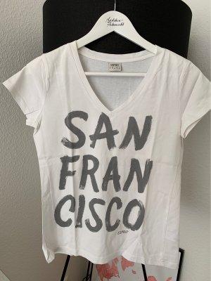 Printshirt Esprit San Francisco Streetstylelook